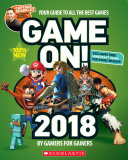 Book cover of GAME ON - ALL THE BEST GAMES