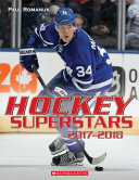 Book cover of HOCKEY SUPERSTARS 2017-2018