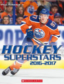 Book cover of HOCKEY SUPERSTARS 2016-2017