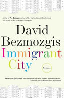 Book cover of IMMIGRANT CITY
