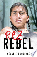 Book cover of REZ REBEL