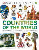 Book cover of COUNTRIES OF THE WORLD