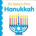 Book cover of BABY'S 1ST HANUKKAH