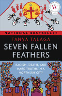 Book cover of 7 FALLEN FEATHERS