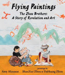 Book cover of FLYING PAINTINGS ZHOU