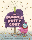 Book cover of PURPLE PUFFY COAT