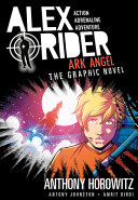 Book cover of ALEX RIDER GN 06 ARK ANGEL