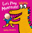 Book cover of LET'S PLAY MONSTERS