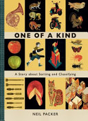 Book cover of 1 OF A KIND - A STORY ABOUT SORTING & CL