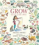 Book cover of GROW - SECRETS OF OUR DNA