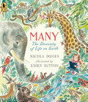 Book cover of MANY - THE DIVERSITY OF LIFE ON