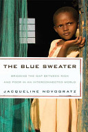 Book cover of BLUE SWEATER
