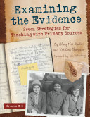 Book cover of EXAMINING THE EVIDENCE