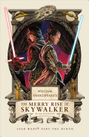 Book cover of WILLIAM SHAKESPEARE'S THE MERRY RISE OF