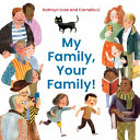 Book cover of MY FAMILY YOUR FAMILY