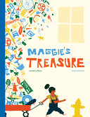 Book cover of MAGGIE'S TREASURE