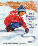Book cover of 2 DROPS OF BROWN IN A CLOUD OF WHITE