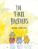 Book cover of 3 BROTHERS