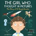 Book cover of GIRL WHO THOUGHT IN PICTURES
