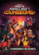 Book cover of GT MINECRAFT DUNGEONS