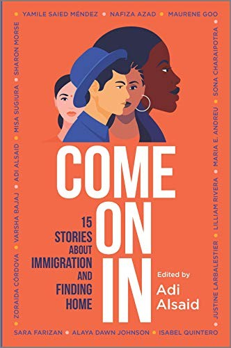 Book cover of COME ON IN