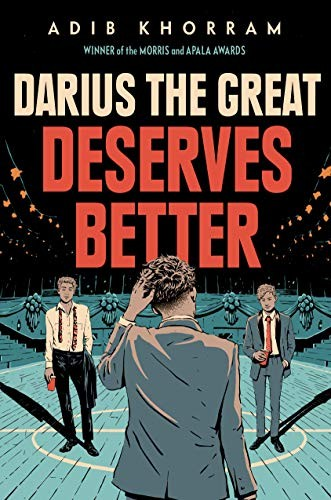 Book cover of DARIUS THE GREAT DESERVES BETTER