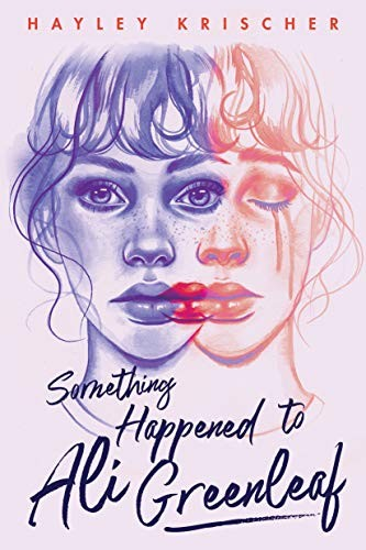 Book cover of SOMETHING HAPPENED TO ALI GREENLEAF