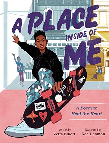 Book cover of PLACE INSIDE OF ME