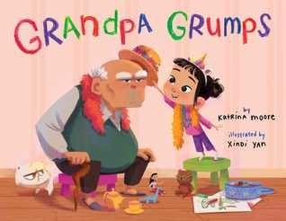 Book cover of GRANDPA GRUMPS