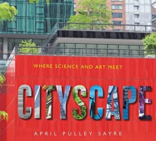 Book cover of CITYSCAPE - WHERE SCIENCE & ART MEET