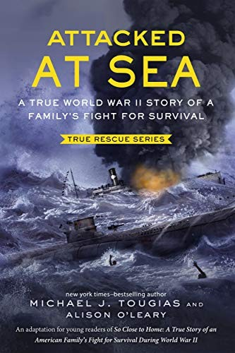 Book cover of ATTACKED AT SEA