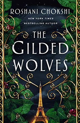 Book cover of GILDED WOLVES