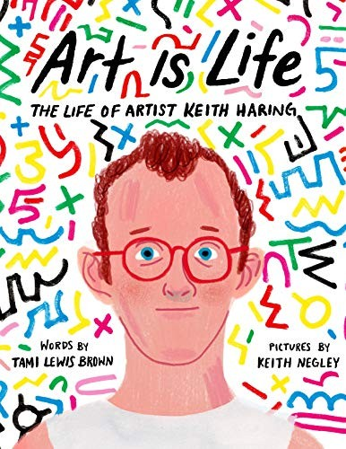 Book cover of ART IS LIFE