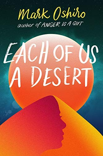 Book cover of EACH OF US A DESERT
