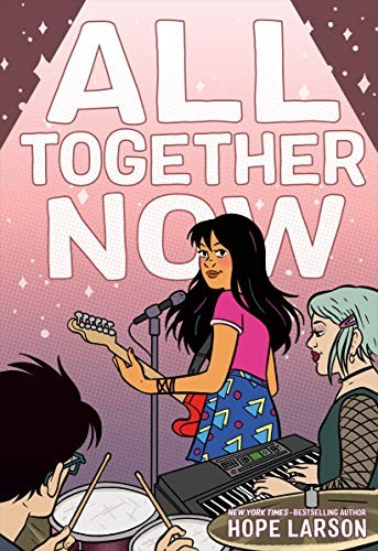 Book cover of ALL TOGETHER NOW