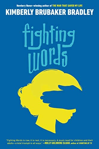 Book cover of FIGHTING WORDS