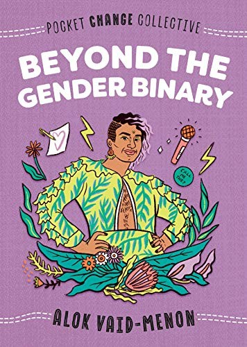 Book cover of BEYOND THE GENDER BINARY