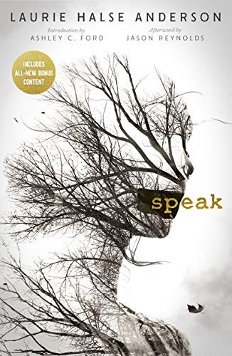 Book cover of SPEAK 20TH ANNIVERSARY EDITION