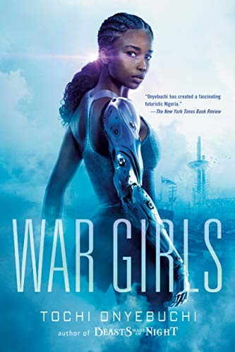Book cover of WAR GIRLS