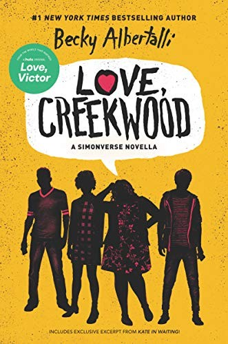 Book cover of LOVE CREEKWOOD