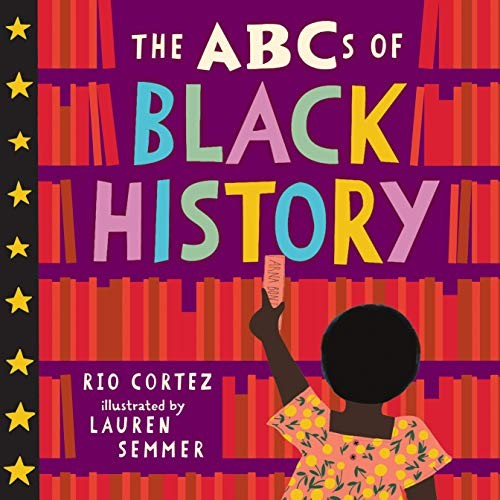 Book cover of ABCS OF BLACK HIST