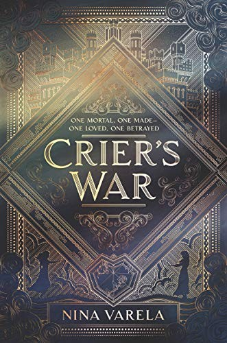 Book cover of CRIER'S WAR
