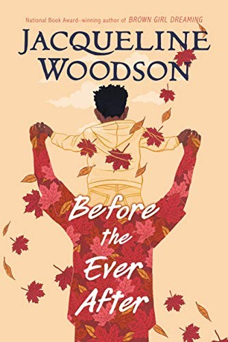 Book cover of BEFORE THE EVER AFTER