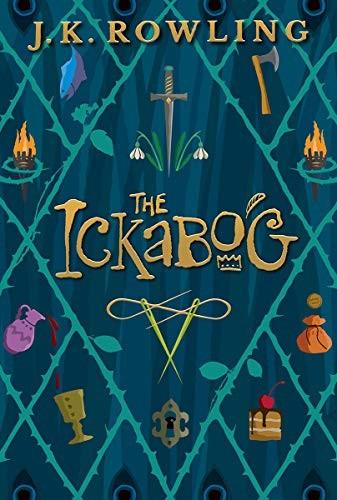 Book cover of ICKABOG