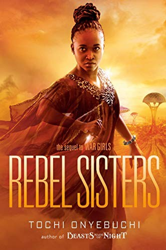 Book cover of REBEL SISTERS