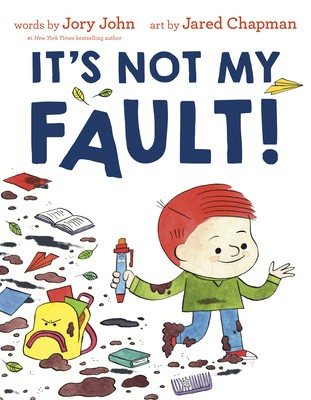 Book cover of IT'S NOT MY FAULT