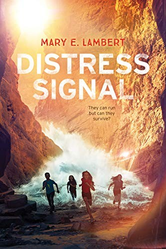 Book cover of DISTRESS SIGNAL