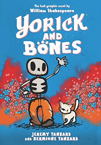 Book cover of YORICK & BONES