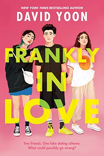 Book cover of FRANKLY IN LOVE