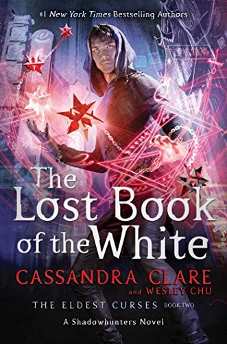 Book cover of LOST BOOK OF THE WHITE